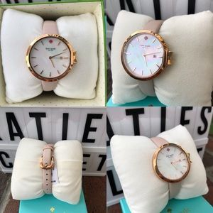 NWT KATE SPADE COLOR CHANGING WATCH!